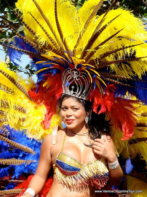 exotic women carnaval images
