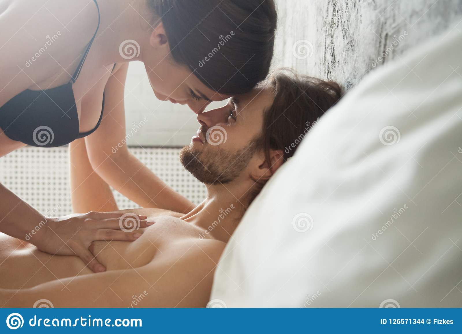 passionate lovers sex