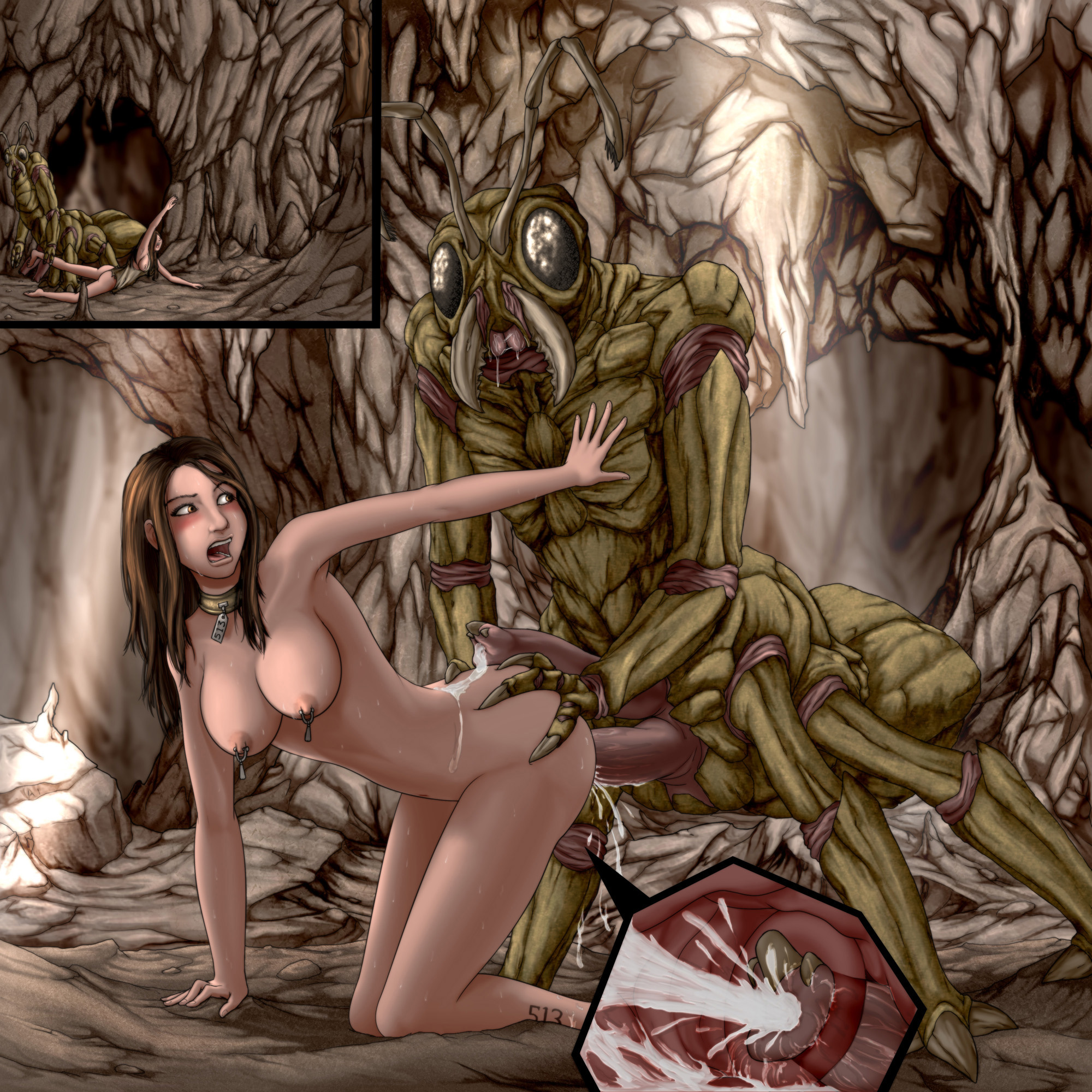 monster insect hentai