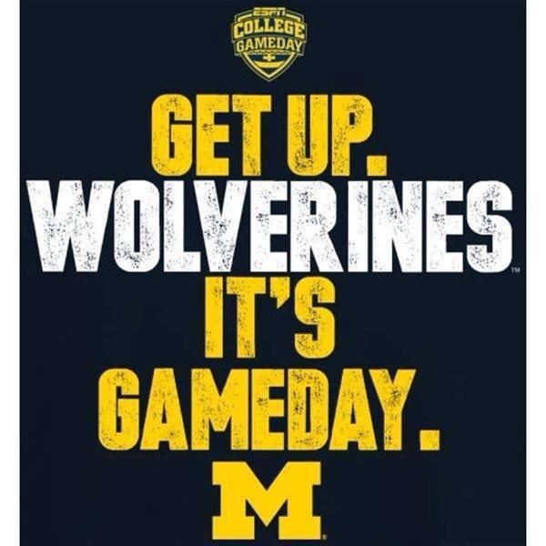 get up its gameday