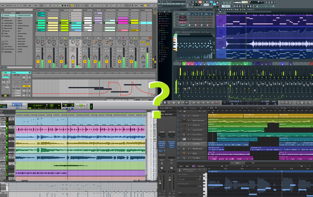 new music software 2016