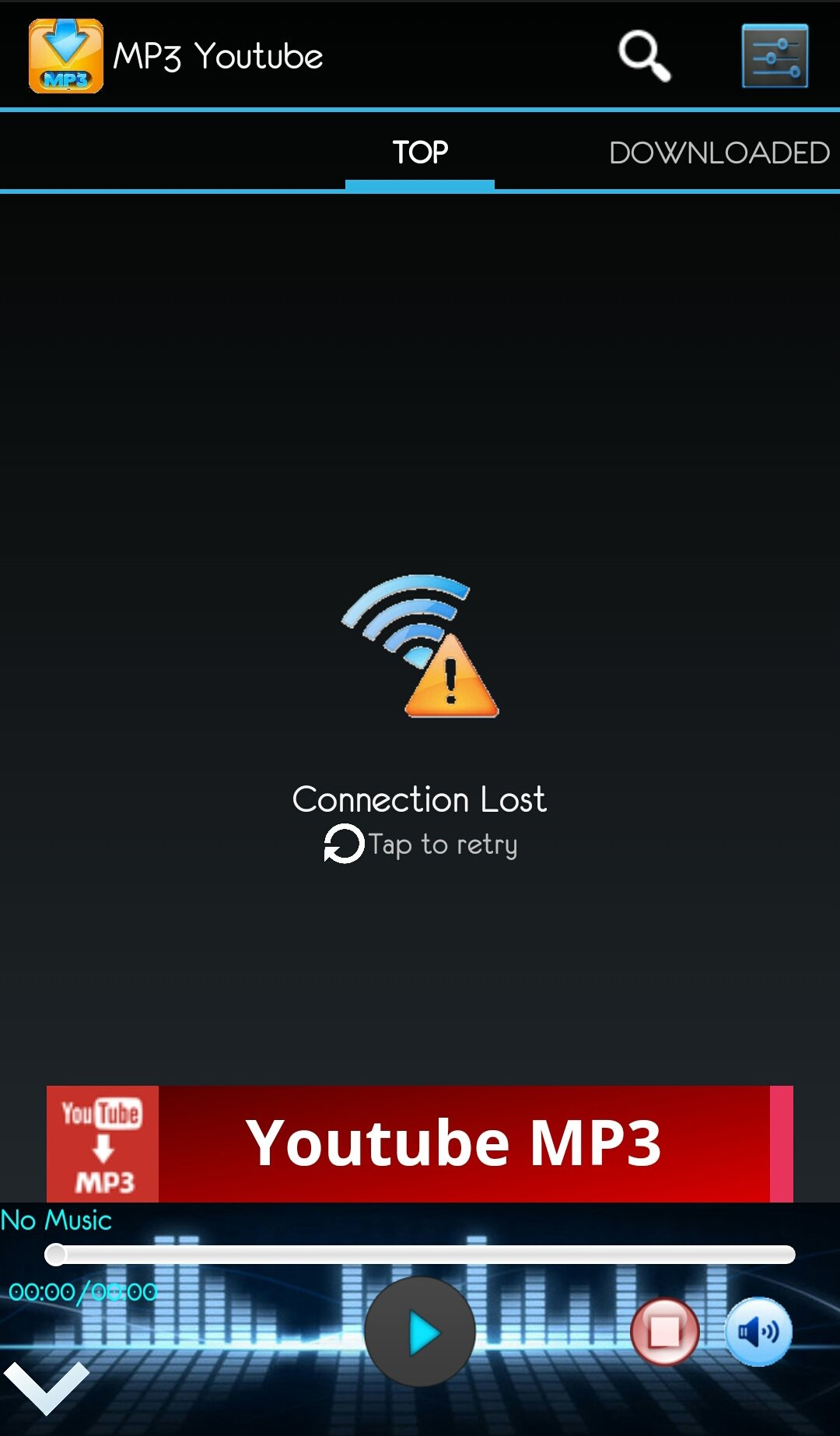 youtube mp3 song download apk
